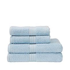 Christy - Sky 'Georgia' towels