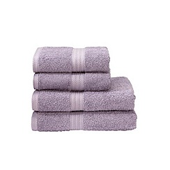 Christy - Lavender 'Georgia' towels