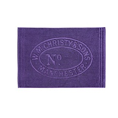 Christy - Thistle 'Heritage Mat' Towel