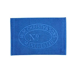Christy - Deep Sea 'Heritage Mat' Towel