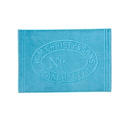 Christy - Lagoon 'Heritage Mat' Towel