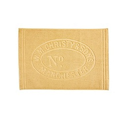 Christy - Honey 'Heritage Mat' Towel