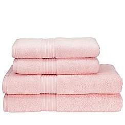 Christy - Pink 'Supreme' towels