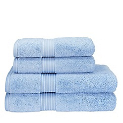Christy - Sky 'Supreme' towels