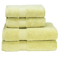 Christy - Limeade 'Supreme' towels