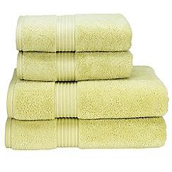 Christy - Limeade 'Supreme' towels