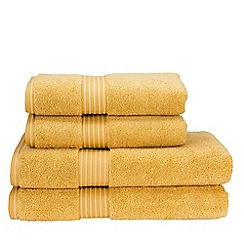 Christy - Honey 'Supreme' towels