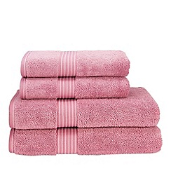 Christy - Blush 'Supreme' towels