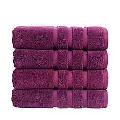 Christy - Amethyst 'Modena' towels