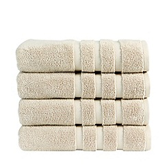 Christy - Putty 'Modena' towels