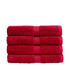 Christy - Pink 'Verona' towels