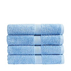 Christy - Light blye 'Verona' towels