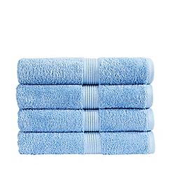 Christy - Light blye 'Verona' towels