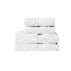 Christy - White 'Serene' Towels