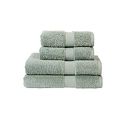 Christy - Mist 'Serene' Towels