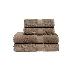 Christy - Mink 'Serene' Towels
