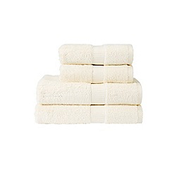 Christy - Ivory 'Serene' Towels