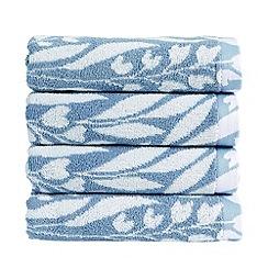 Christy - Stonewash 'Elouise' towels