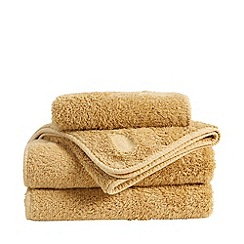 Christy - Gold 'Royal Turkish' towels