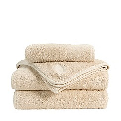 Christy - Beige 'Royal Turkish' towels