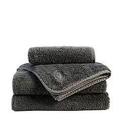 Christy - Grey 'Royal Turkish' towels