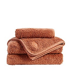 Christy - Red 'Royal Turkish' towels