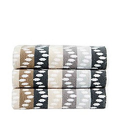 Christy - Cream 'Pavia' towels