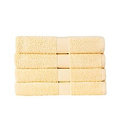Christy - Buttercup 'Portobello' Towel