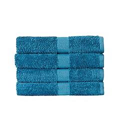 Christy - Peacock 'Portobello' Towel