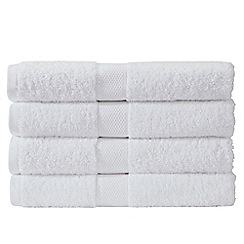Christy - White 'Portobello' Towel