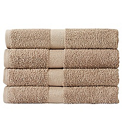 Christy - Hessian 'Portobello' Towel
