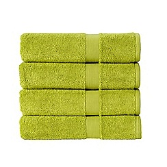 Christy - Lime 'Hoxton' Towel