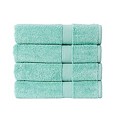 Christy - Aqua 'Hoxton' Towel