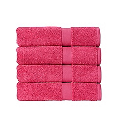 Christy - Fuchsia 'Hoxton' Towel