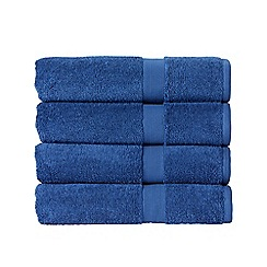 Christy - Delft Blue 'Hoxton' Towel