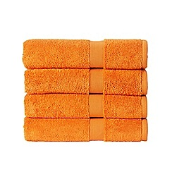 Christy - Tangerine 'Hoxton' Towel
