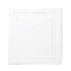 Christy - White 'Hoxton' Shower Mat