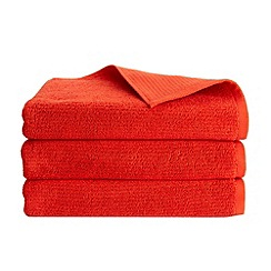 Christy - Fire Cracker 'Porto' 600gsm Turkish cotton towel