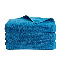 Christy - Kingfisher 'Porto' 600gsm Turkish cotton towel