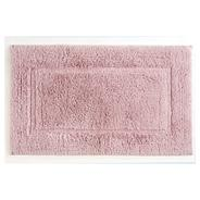 Lilac haze 'Christy' bath mat
