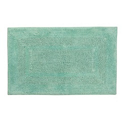 Christy - Aqua 'Cotton Twist' Rug