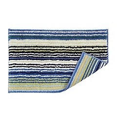 Christy - Blue 'Supreme Capsule Stripe' towel