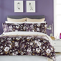 Christy - Fig 'Carlotta' Bedding