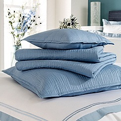 Christy - China Blue 'Vibe' Bed linen