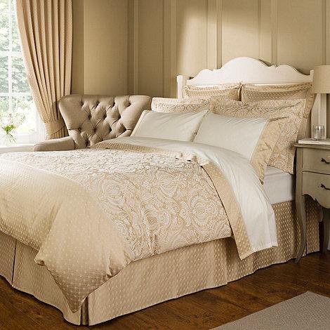 Christy - Gold +Limoges+ bed linen