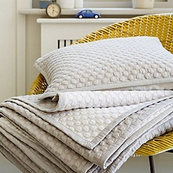 Christy - Linen 'Loops' sham
