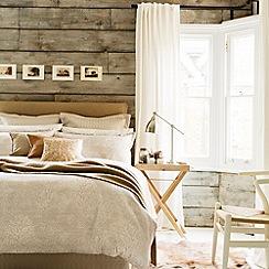 Christy - Linen 'Woodland' bed linen
