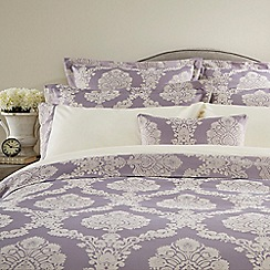 Christy - Lavender 'Romeo' valance sheet