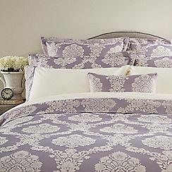 Christy - Lavender 'Romeo' valance sheet