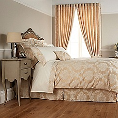 Christy - Gold 'Romeo' duvet covers